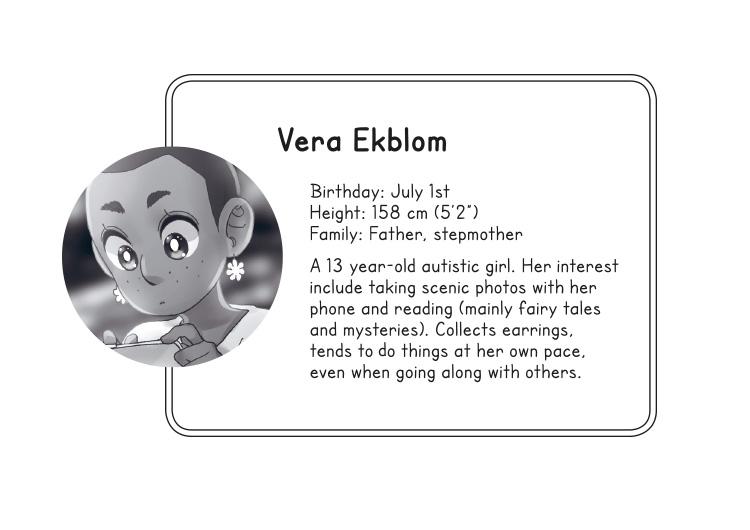 Extra – Vera's profile